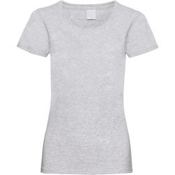 Kleidung Damen T-Shirts Universal Textiles 61372 Grau meliert