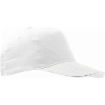 Accessoires Schirmmütze Sols Sunny Weiß