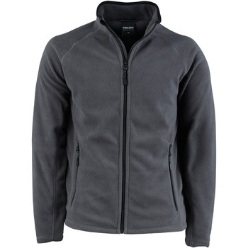 Kleidung Herren Fleecepullover Tee Jays ME0691 Dunkelgrau