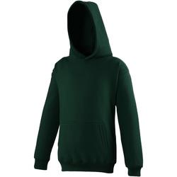 Kleidung Kinder Sweatshirts Awdis JH01J Tannengrün