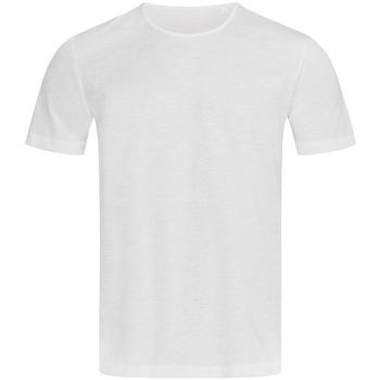 Kleidung Herren T-Shirts Stedman Stars Shawn Weiß