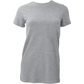 Kleidung Damen T-Shirts Bella + Canvas BE6004 Hellgrau
