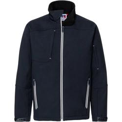 Kleidung Herren Windjacken Russell R410M Marineblau