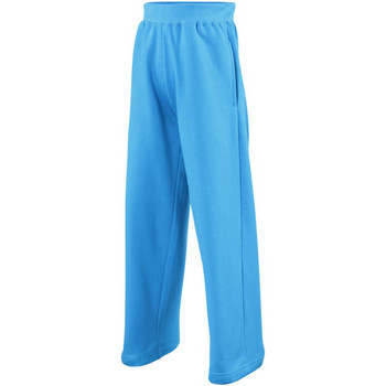 Kleidung Kinder Jogginghosen Awdis JH71J Saphirblau