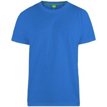 Kleidung Herren T-Shirts Duke Flyers-2 Blau