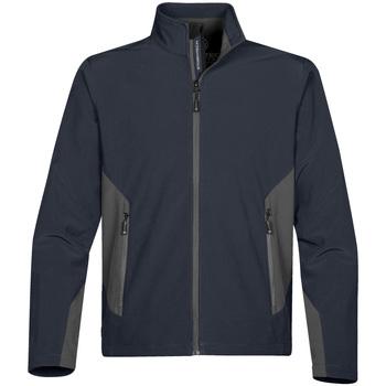 Kleidung Herren Fleecepullover Stormtech ST802 Marineblau/Granit