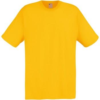 Kleidung Herren T-Shirts Universal Textiles 61082 Gold