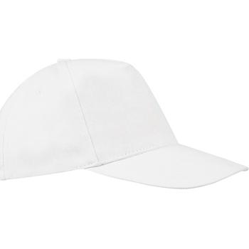 Accessoires Schirmmütze Sols 88119 Weiß