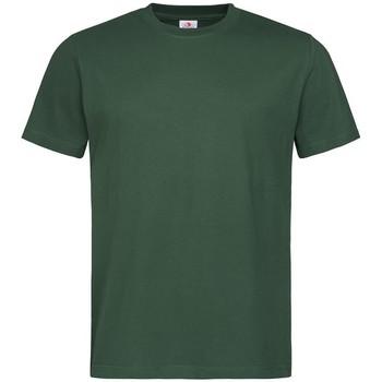 Kleidung Herren T-Shirts Stedman  Flaschengrün