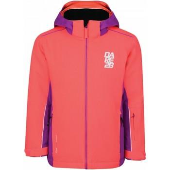 Kleidung Kinder Jacken Dare 2b Quell Orient-Rot/Traffic-Violett