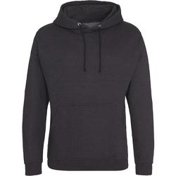 Kleidung Sweatshirts Awdis College Rauchschwarz