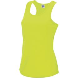Kleidung Damen Tops Awdis JC015 Electric Gelb