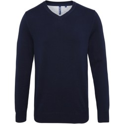Kleidung Herren Pullover Asquith & Fox AQ042 Marineblau