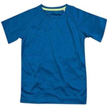 Kleidung Kinder T-Shirts Stedman  Königsblau