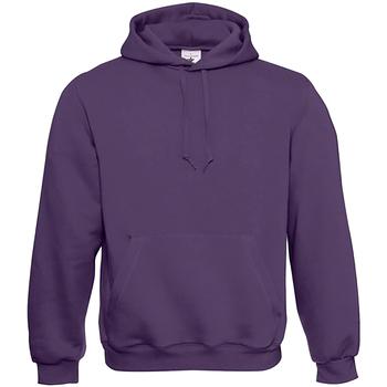 Kleidung Herren Sweatshirts B And C WU620 Urban Violett