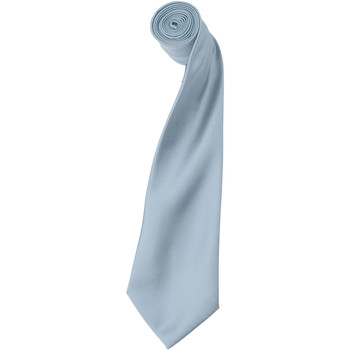 Kleidung Herren Krawatte und Accessoires Premier Satin Hellblau