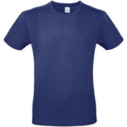 Kleidung Herren T-Shirts B And C TU01T Signalblau