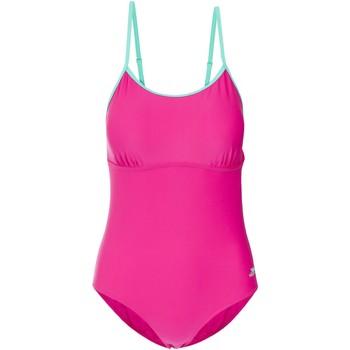 Kleidung Damen Badeanzug Trespass Lotty Pink