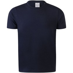 Kleidung Kinder T-Shirts Skinni Fit SM121 Marineblau