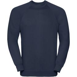 Kleidung Sweatshirts Russell 7620M Marineblau