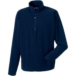 Kleidung Herren Fleecepullover Russell J881M Marineblau