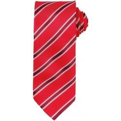 Kleidung Herren Krawatte und Accessoires Premier  Rot / Burgund