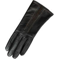 Accessoires Damen Handschuhe Eastern Counties Leather  Schwarz/Braun