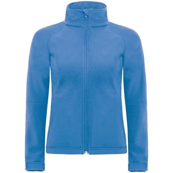 Kleidung Damen Windjacken B And C JW937 Azurblau