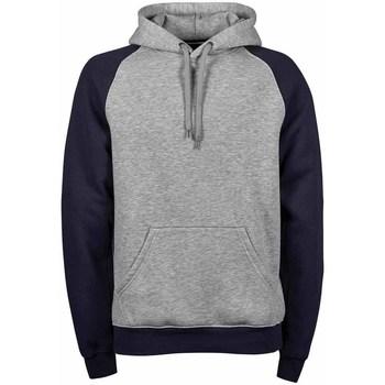 Kleidung Herren Sweatshirts Tee Jays TJ5432 Marineblau Meliert