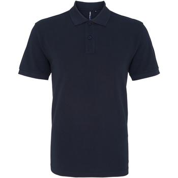 Kleidung Herren Polohemden Asquith & Fox AQ010 French Marineblau