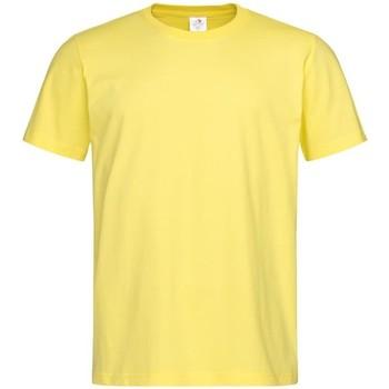 Kleidung Herren T-Shirts Stedman  Gelb