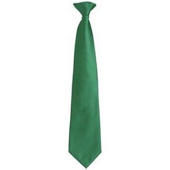 Kleidung Herren Krawatte und Accessoires Premier PR785 Emerald