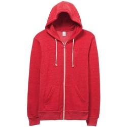 Kleidung Herren Sweatshirts Alternative Apparel Alternative Eco True Rot
