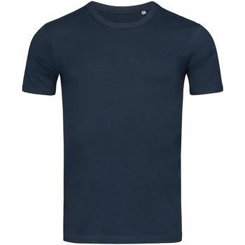Kleidung Herren T-Shirts Stedman Stars Morgan Marine Blau