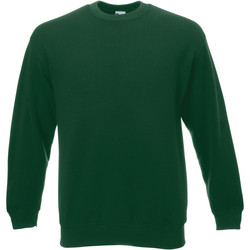 Kleidung Herren Sweatshirts Universal Textiles 62202 Dunkelgrün