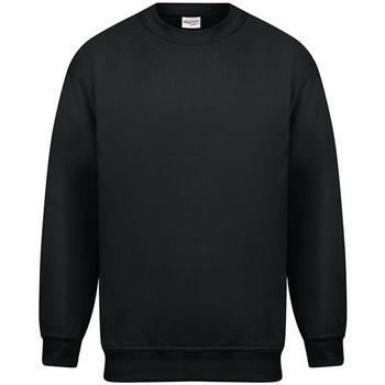 Kleidung Herren Sweatshirts Absolute Apparel Magnum Schwarz