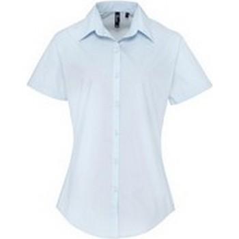 Kleidung Damen Hemden Premier PR309 Hellblau