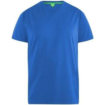 Kleidung Herren T-Shirts Duke  Blau