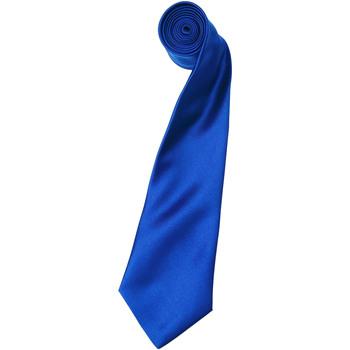 Kleidung Herren Krawatte und Accessoires Premier Satin Königsblau