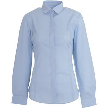 Kleidung Damen Hemden Brook Taverner Trevi Himmelblau