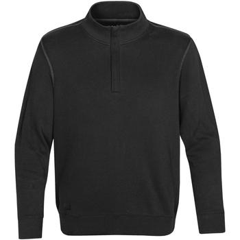 Kleidung Herren Sweatshirts Stormtech Hanford Schwarz/Grau