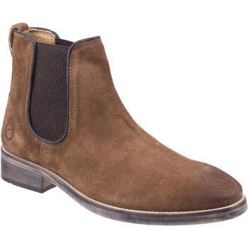 Schuhe Herren Boots Cotswold  Kamel