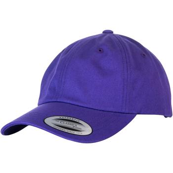 Accessoires Herren Schirmmütze Yupoong  Violett