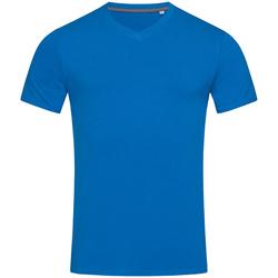 Kleidung Herren T-Shirts Stedman Stars Clive Königsblau