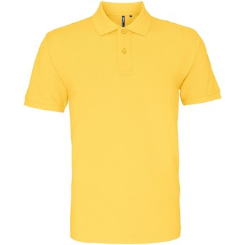 Kleidung Herren Polohemden Asquith & Fox AQ010 Senf