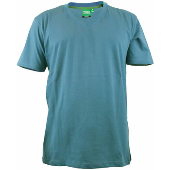Kleidung Herren T-Shirts Duke Signature-2 Petrol