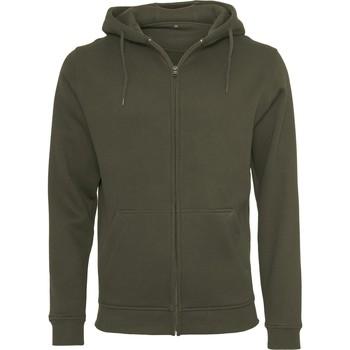 Kleidung Herren Sweatshirts Build Your Brand BY012 Olive