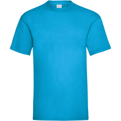 Kleidung Herren T-Shirts Universal Textiles 61036 Cyan