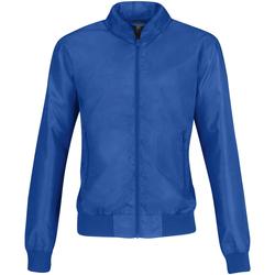 Kleidung Damen Jacken B And C B658F Königsblau/Neonorange