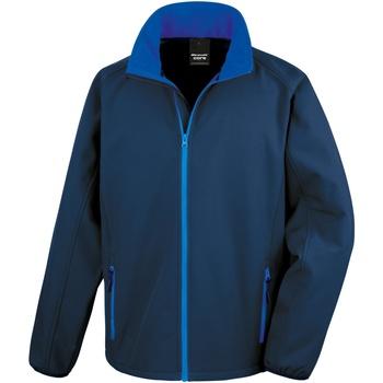 Kleidung Herren Jacken Result R231M Marineblau/Royal